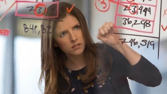 Anna Kendrick, the reliable whistleblower in <em>The Accountant</em>
