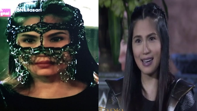Diana Zubiri is Lilasari in Encantadia 2016
