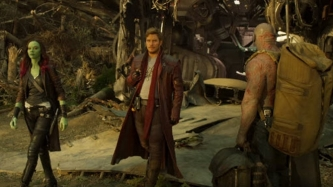Get hooked on first Guardians of the Galaxy Vol. 2 teaser