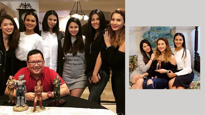 LOOK: A gathering of original and present Sang'gres