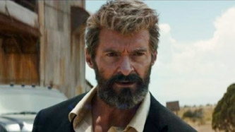 Hugh Jackman finds successor in first trailer of <em>Logan</em>