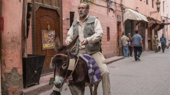 Nicolas Cage searches for Osama Bin Laden in Army Of One