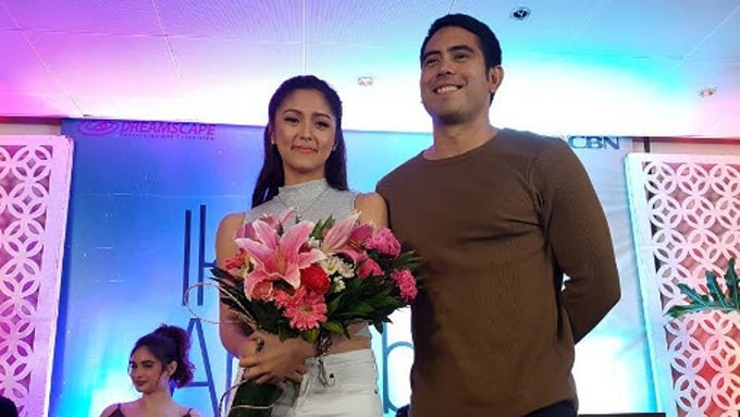 Kimerald together again!