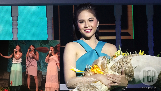 Janella to sing Disney song for PH release of Moana
