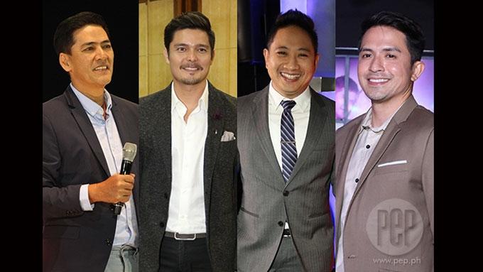 Loyalty Awardees: Vic Sotto and 19 Most-Loyal GMA-7 Actors