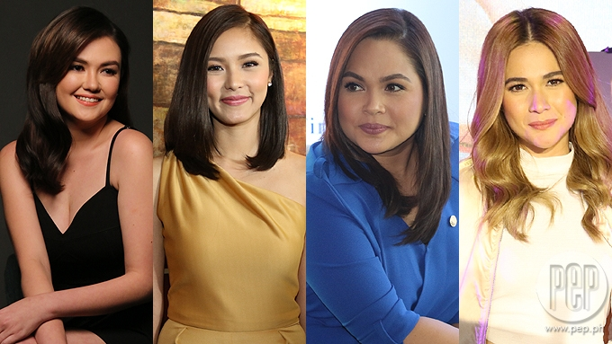 Judy Ann Santos and 13 Most-Loyal ABS-CBN actresses