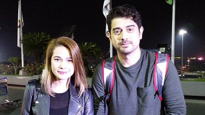 Bea and Ian Veneracion head to Germany for new series