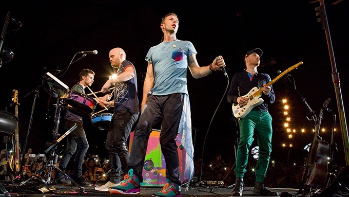 Coldplay to hold Philippine concert and in 4 Asian countries