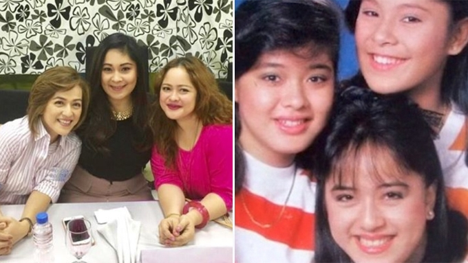 Manilyn, Sheryl, Tina reunite for Barbie's GMA teleserye