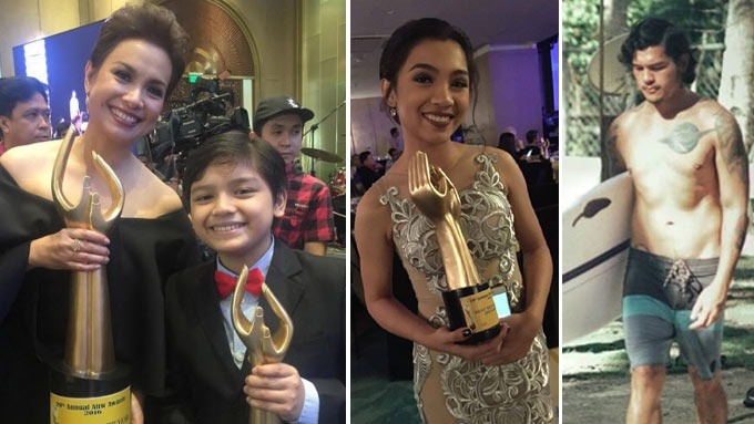 Lea Salonga, Baste Duterte among Aliw Awards 2016 winners