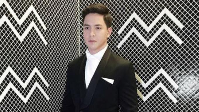 See Alden Richards host the Asian TV Awards in Singapore
