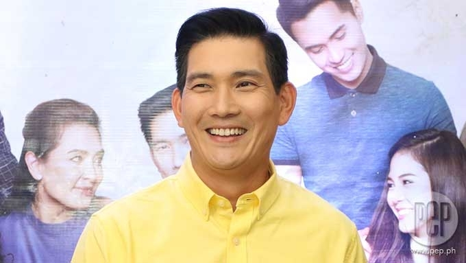 Richard Yap reacts to MMFF's focus on quality films