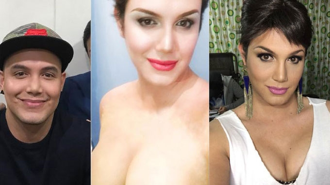 Paolo Ballesteros on love scene with guy: