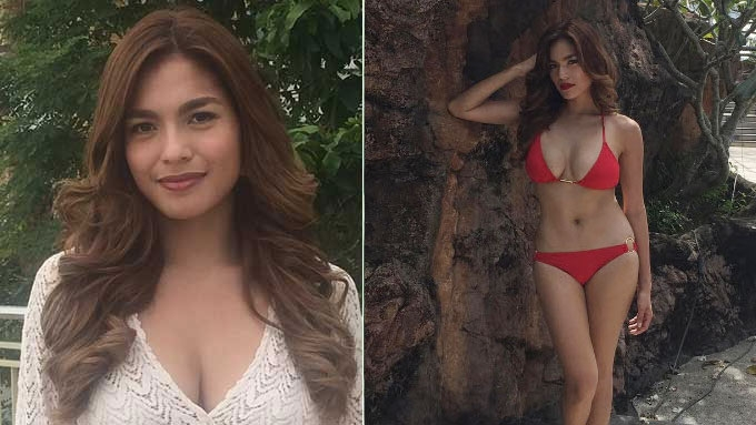 Andrea Torres on daring outfits: