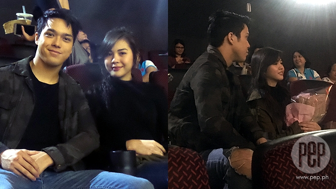 Elmo on Janella: