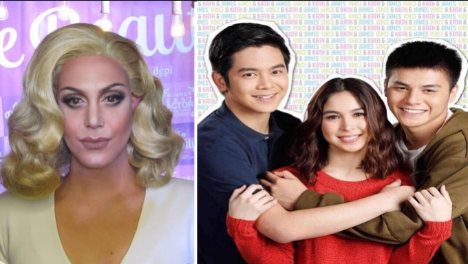 Which entries are leading in the MMFF 2016 box-office?