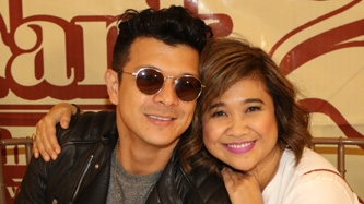 Eugene on intimate scenes with Jericho Rosales: