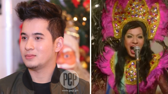 Paolo Ballesteros praises Die Beautiful BFF Christian Bables