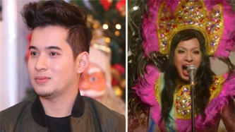 Paolo Ballesteros commends Die Beautiful BFF Christian Bables for