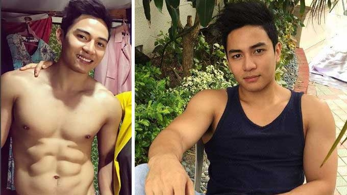 Jak Roberto wants to be known for acting, not just his abs