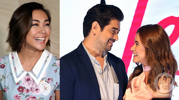 Ian asks Bea what is his advantage over Gerald Anderson