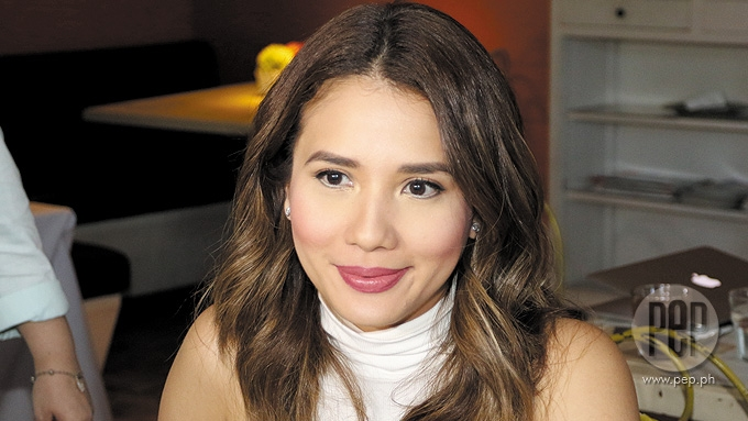 Karylle learned pole dancing for her TV series in Singapore