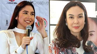 Julia Barretto not sure if Gretchen Barretto watched her MMFF entry <em>Vince and Kath and James</em>