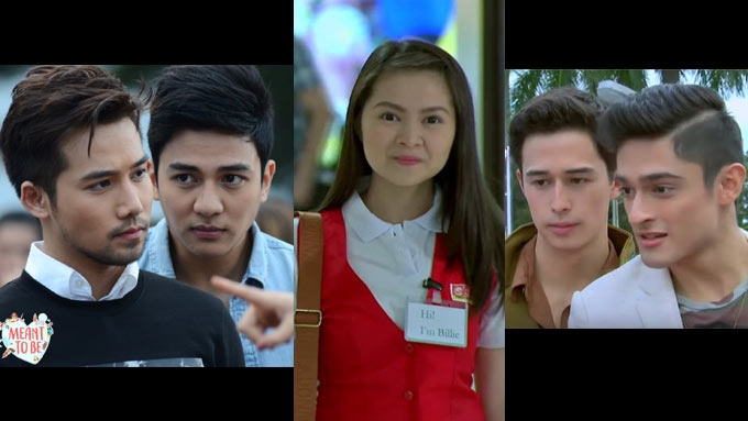 COMMENTARY: Barbie Forteza and her hunks in Meant to Be