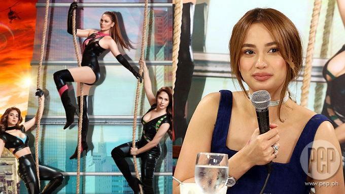 Arci Munoz comments on billing issue with Coleen, Jessy