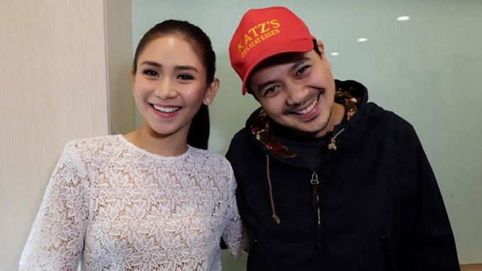 Sarah reveals who informed her about movie with John Lloyd