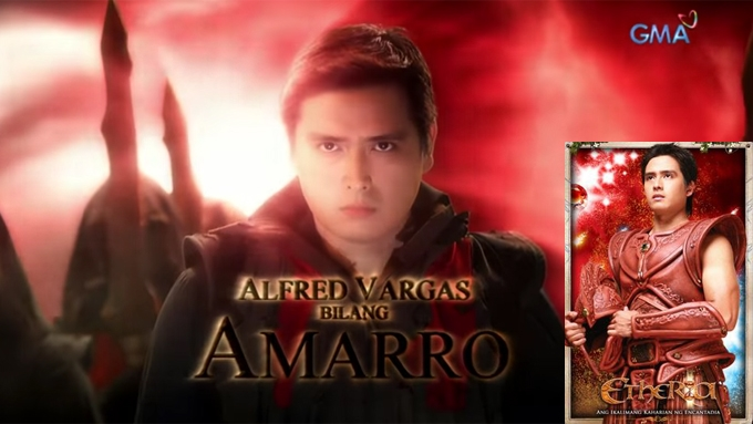 Alfred Vargas reprises Etheria role in Encantadia