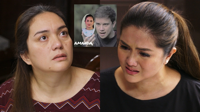 Sylvia Sanchez recalls slapping scenes with Dimples Romana