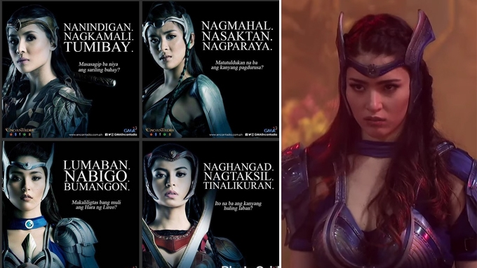 Will Kylie Padilla's Amihan be killed in Encantadia?
