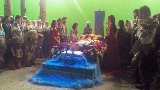 Leaked photo shows death of Encantadia Sang'gre