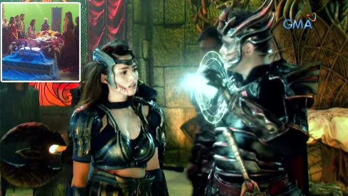 Will Kylie Padilla be replaced on Encantadia?