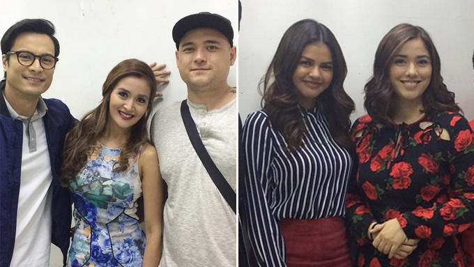 Dingdong gets new show; Janine, Lauren to work together
