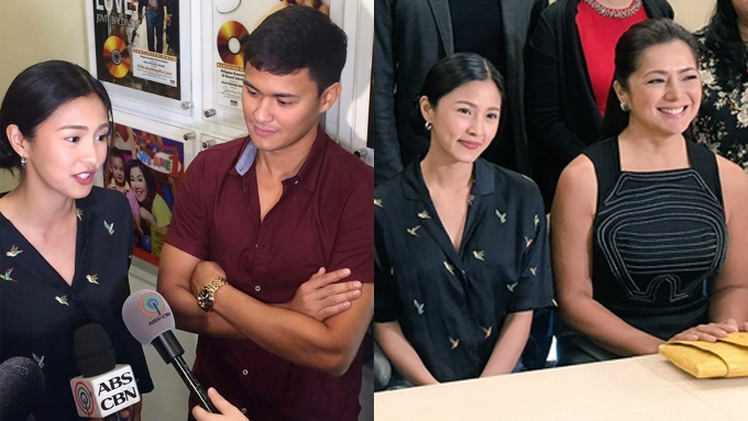 Kim Chiu gets new leading man; fangirls over Alice Dixson