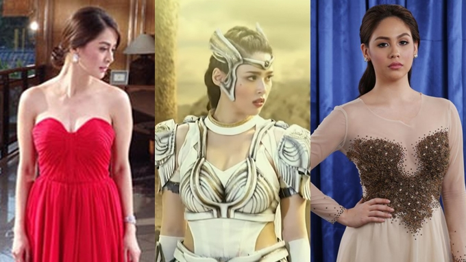 Actresses who got pregnant while doing teleseryes