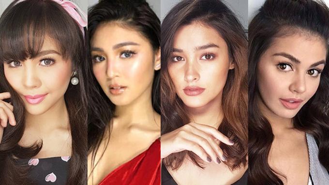 Liza, Janine, Nadine, Janella: who's your fave Pinoy star?