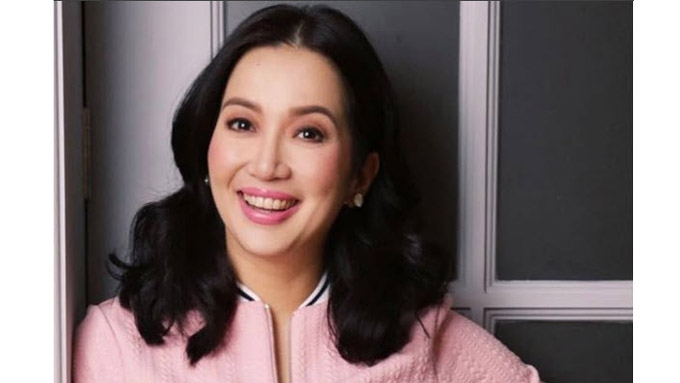 Why does Kris Aquino not have a TV show yet?
