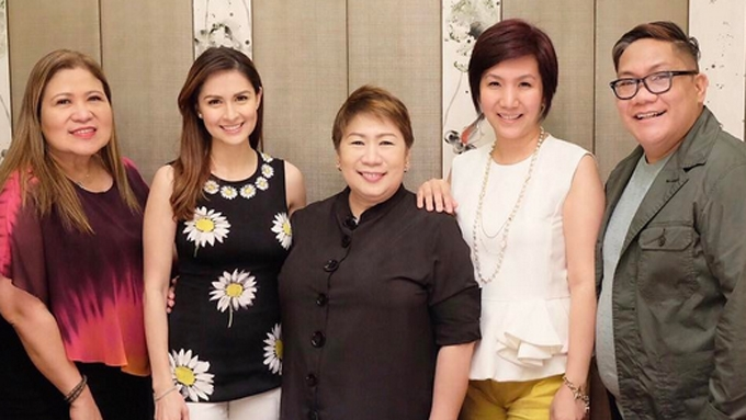 Marian Rivera returns to GMA primetime