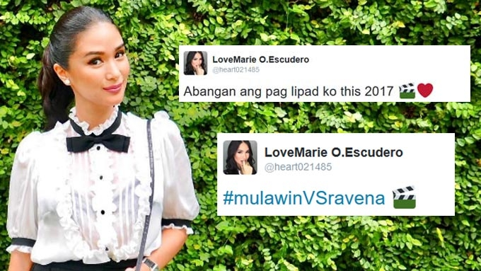 Will Heart Evangelista be part of Mulawin vs. Ravena?
