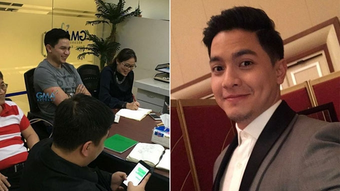 Will Alden Richards be holding a concert this 2017?