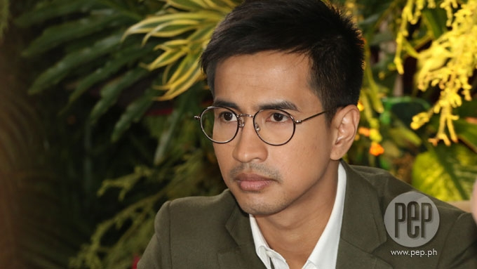 RK Bagatsing goes wild in new soap with Maja Salvador