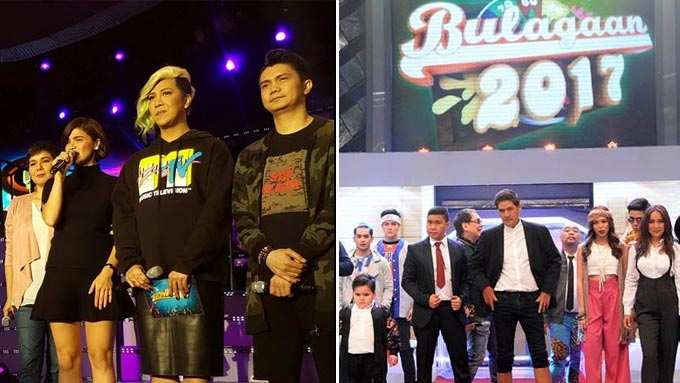 It's Showtime rates higher than Eat Bulaga, based on Kantar