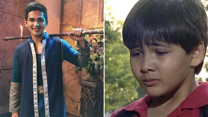Phytos Ramirez plays grown-up Paopao in Encantadia