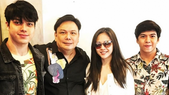Janella and Elmo paired anew for teleserye