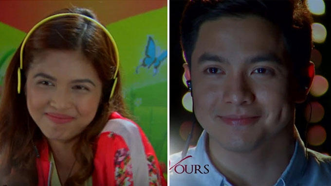 How did AlDub's Destined To Be Yours fare in AGB ratings?