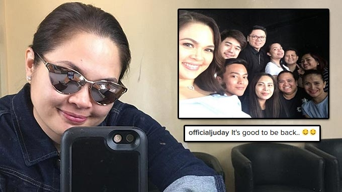 Judy Ann Santos set to make TV comeback after two years
