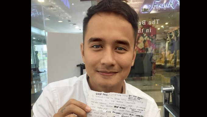 JM de Guzman recalls awards; apologizes for unorthodox ways